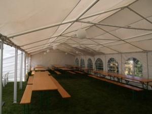 teltat ja kalustot